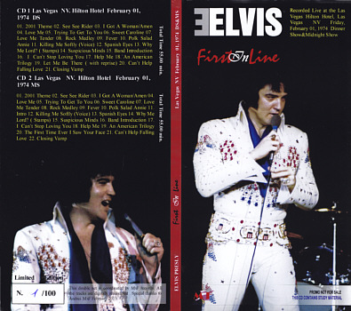 Elvis Presley CD Info **RCA - BMG - FTD - Promotional CD - Import CD**